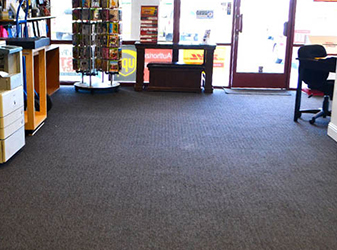 Carpet replacement project by Spencer Flooring & Paint